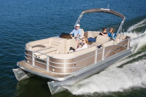 2015 Sweetwater Premium Edition 220 DL in Lewisville, Texas