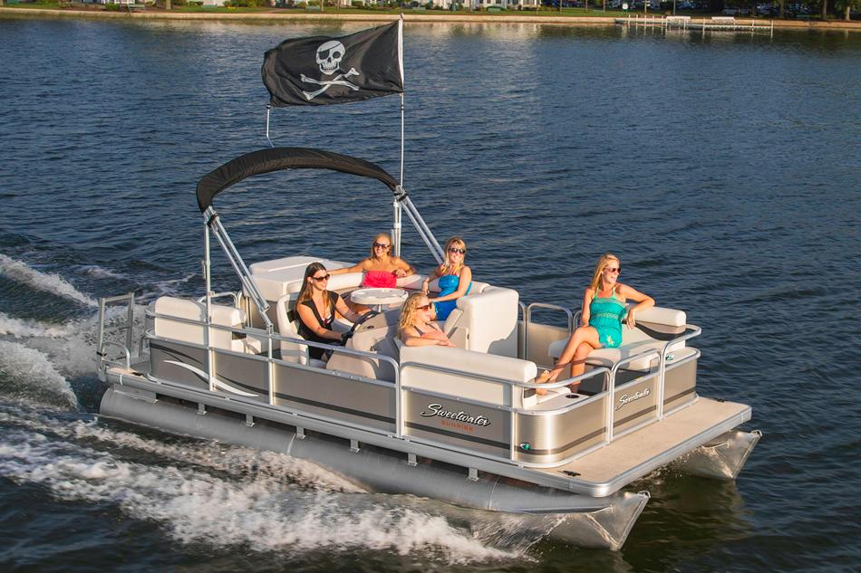2015 Sweetwater Sunrise 206 CL in Lewisville, Texas