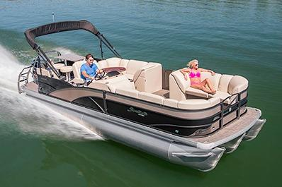 2017 Sweetwater Premium Edition 255 CB in Kalamazoo, Michigan