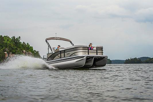 2018 Sweetwater Premium Edition 235 C in Coloma, Michigan - Photo 1