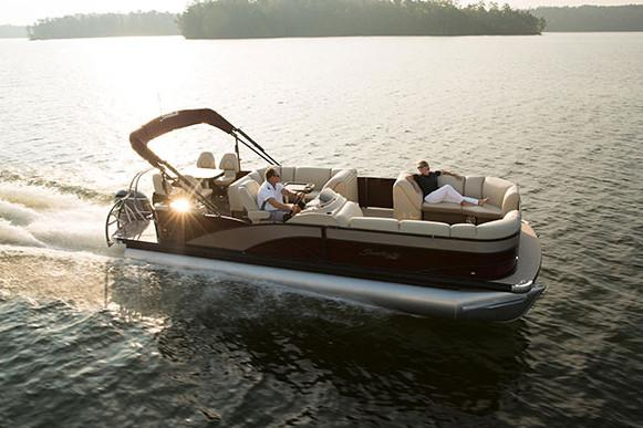 2018 Sweetwater Premium Edition 255 CB in Hancock, Michigan