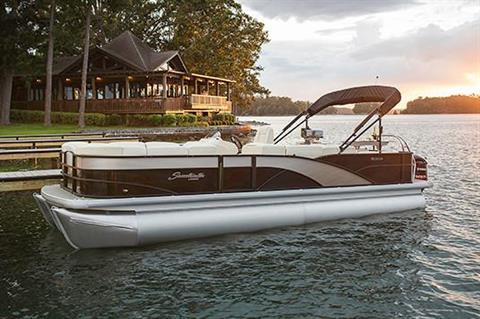 2018 Sweetwater Premium Edition 255 CB in Coloma, Michigan