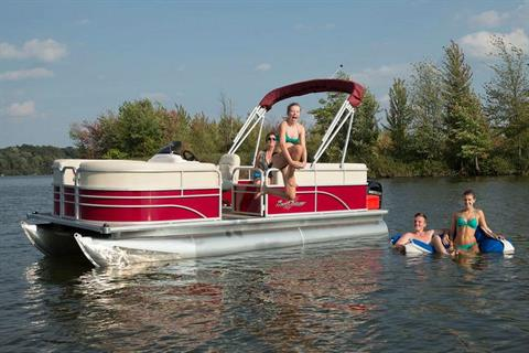 2018 SunChaser Traverse 7520 Cruise DLX in Kaukauna, Wisconsin
