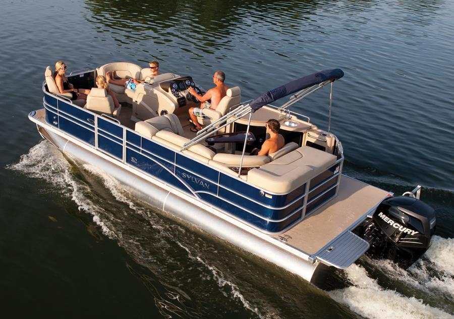 2015 Sylvan Mandalay 8523 Port in Fort Worth, Texas
