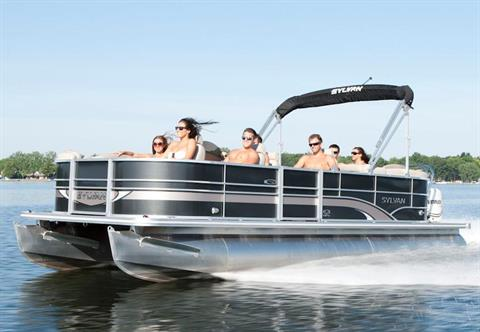 2015 Sylvan Mirage Cruise 818 CR in Fort Worth, Texas