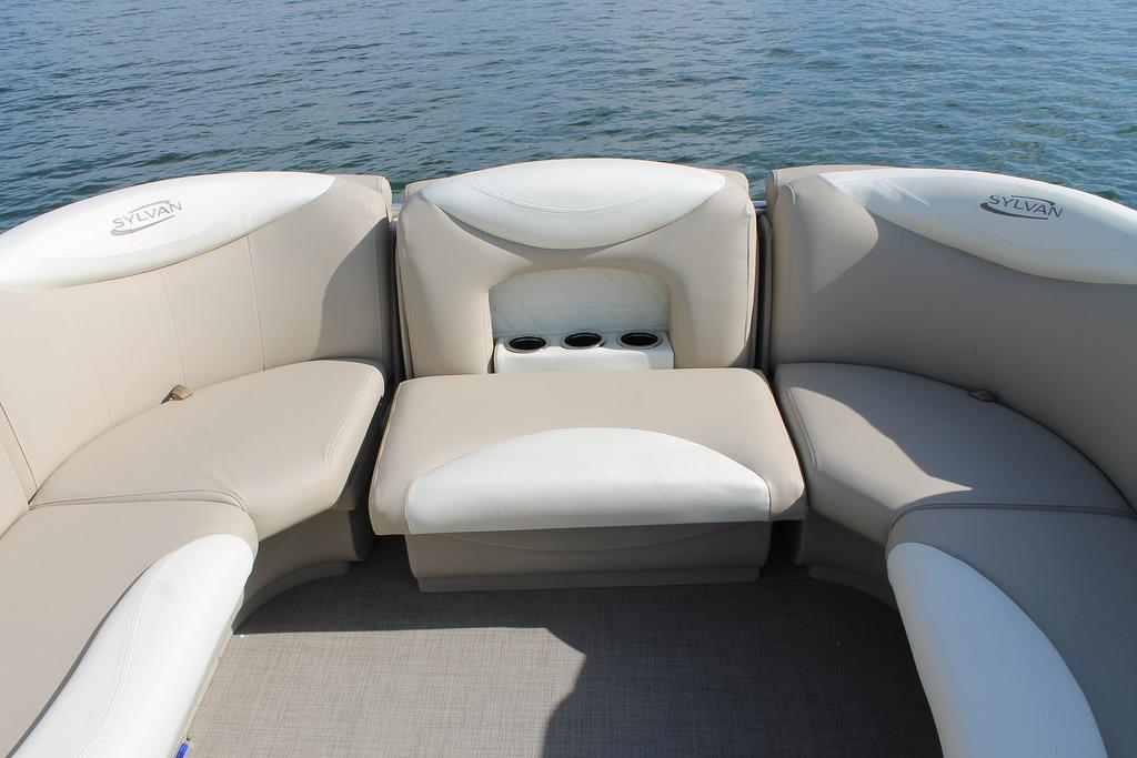 2015 Sylvan Mirage Cruise 8520 LZ LE in Fort Worth, Texas