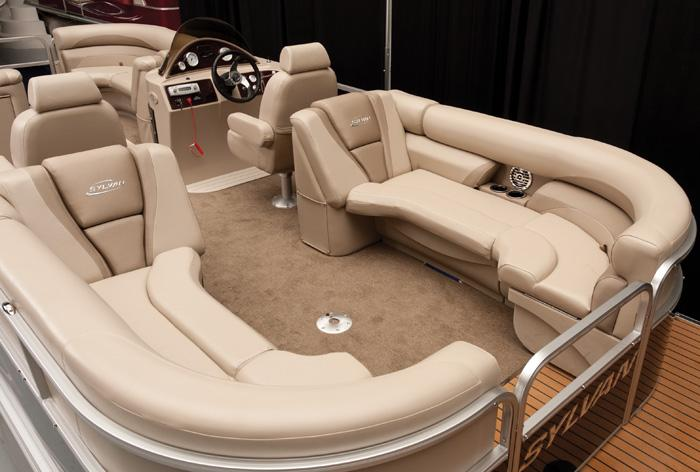 2015 Sylvan Mirage Cruise 8522 CR in Fort Worth, Texas