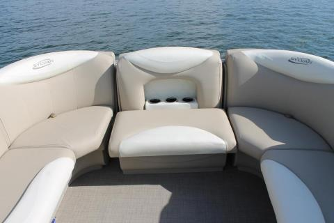 2015 Sylvan Mirage Cruise 8524 LZ Port LE in Fort Worth, Texas