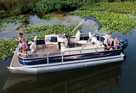 2015 Sylvan Mirage Fish 8522 4-PT in Fort Worth, Texas