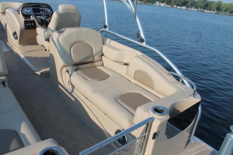 2016 Sylvan Mandalay 8523 Sportlounger in Fort Worth, Texas