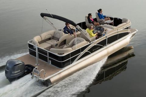 2016 Sylvan Mandalay 8525 LZ Port in Fort Worth, Texas