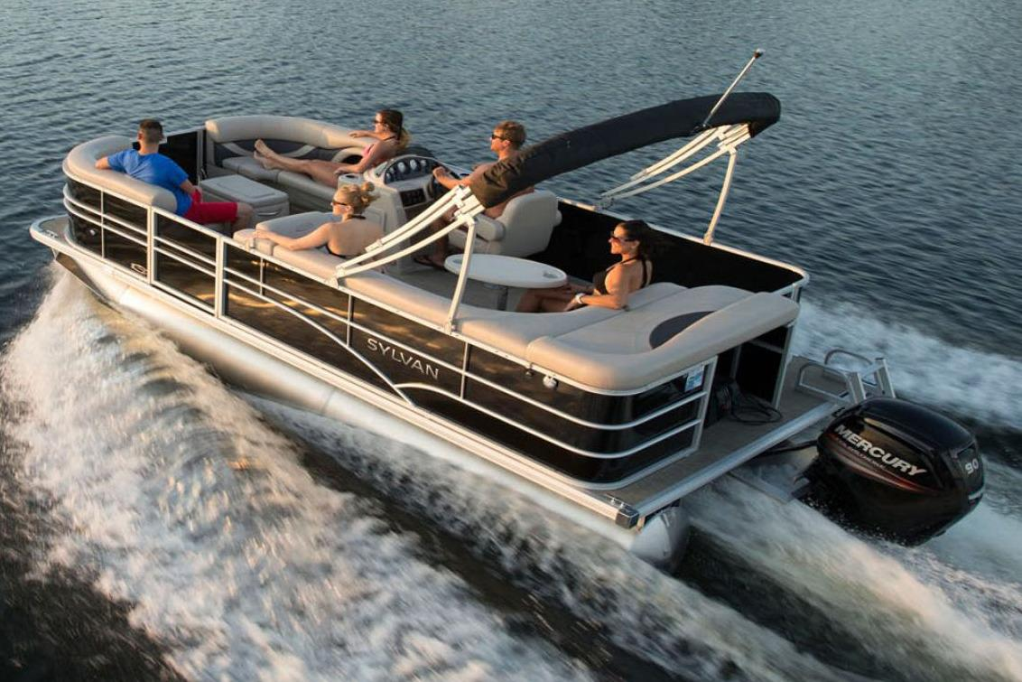 2016 Sylvan Mirage Cruise 8520 CR in Fort Worth, Texas