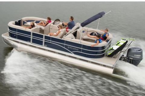 2016 Sylvan Mirage Cruise 8524 LZ in Fort Worth, Texas