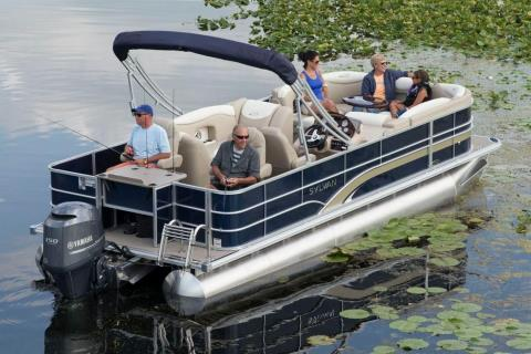 2016 Sylvan Mirage Fish 8522 Party Fish 4.0 in Fort Worth, Texas