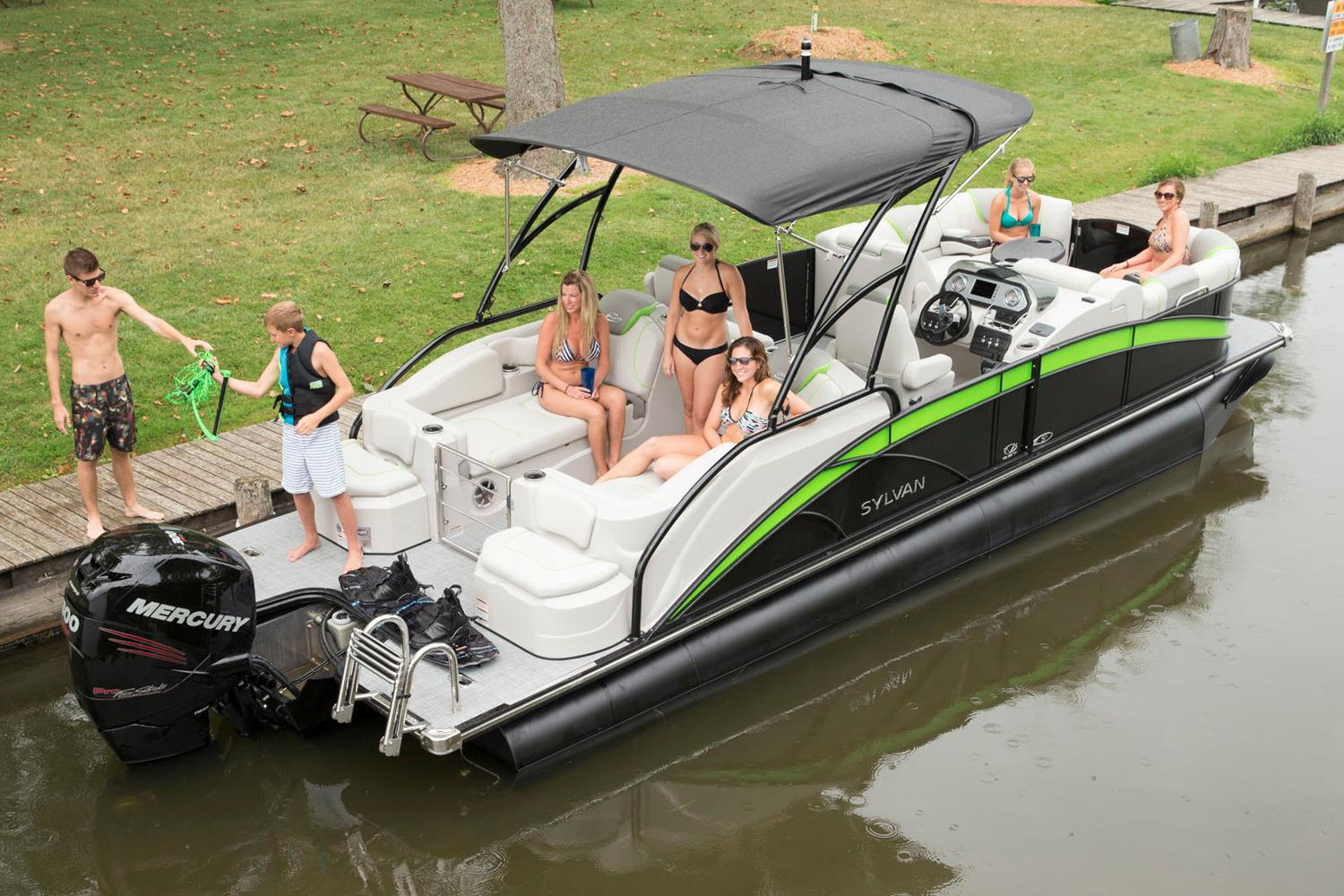 2016 Sylvan S5 Extreme Port in Fort Worth, Texas