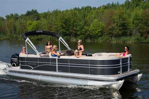 2017 Sylvan Mirage Cruise 8522 LZ PB in Hutchinson, Minnesota