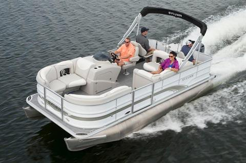 2017 Sylvan Mirage Fish 8520 CNF LE in Hutchinson, Minnesota