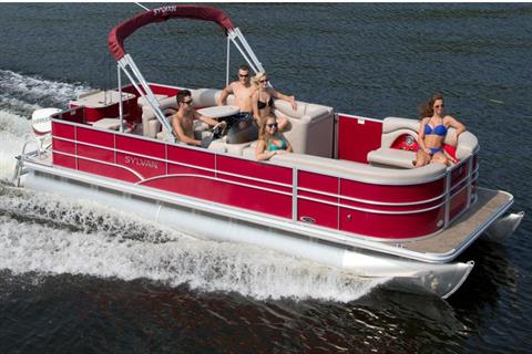 2017 Sylvan Mirage Fish 8522 CNF in Hutchinson, Minnesota