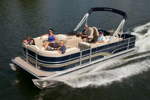 2017 Sylvan Mirage Fish 8522 Party Fish 4.0 in Hutchinson, Minnesota