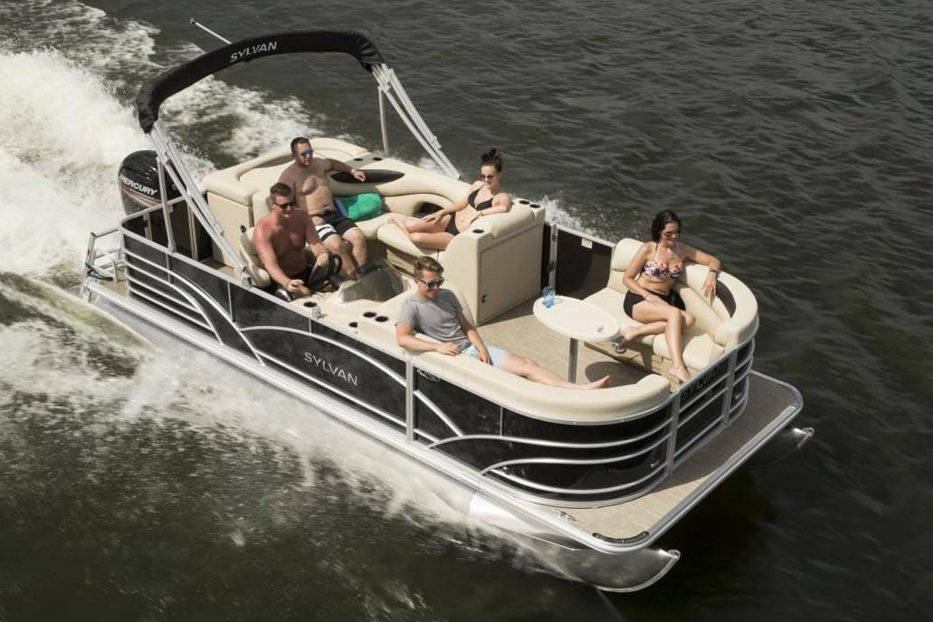 2018 Sylvan Mirage Cruise 8520 in Hutchinson, Minnesota