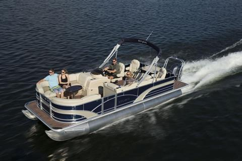 2018 Sylvan Mirage Fish 8522 Party Fish 4.0 LE in Hutchinson, Minnesota