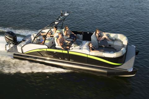 2018 Sylvan S5 Extreme Port in Hutchinson, Minnesota