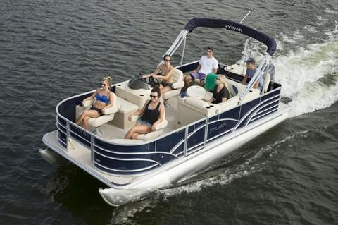 2019 Sylvan Mirage Fish 8520 4-PT in Saint Peters, Missouri