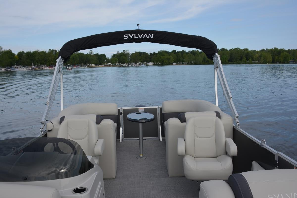 2021 Sylvan Mirage 820 LZ in Lebanon, Maine