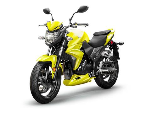 2017 SYM T2 250i in Edwardsville, Illinois