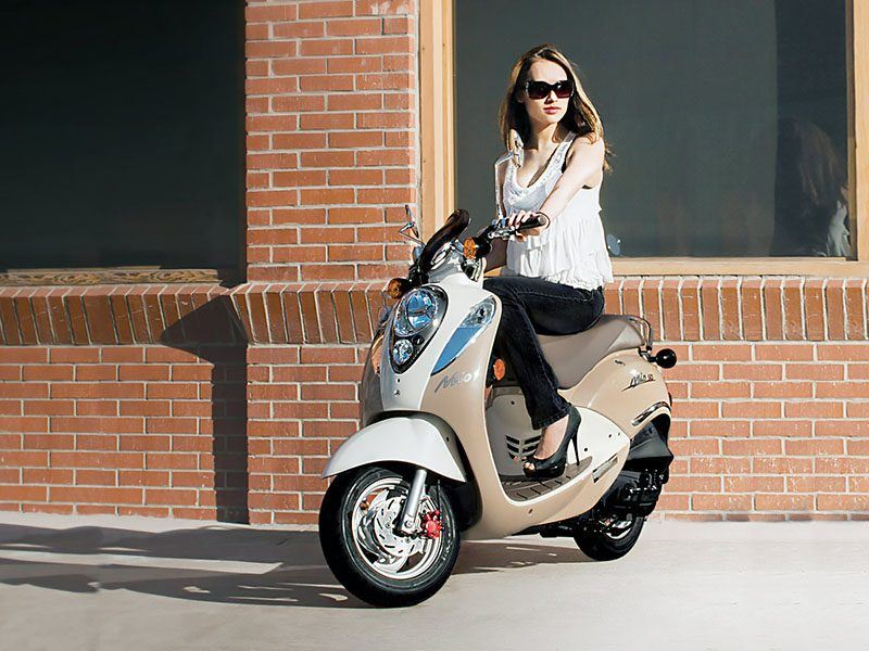 2017 SYM Mio 50 in Edwardsville, Illinois