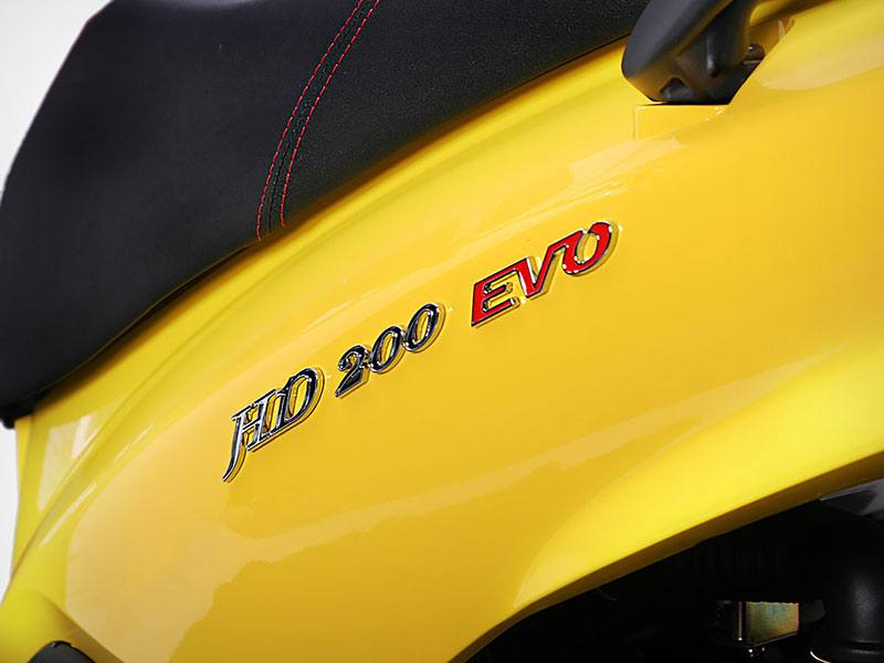 2018 SYM HD 200 Evo in Edwardsville, Illinois - Photo 21