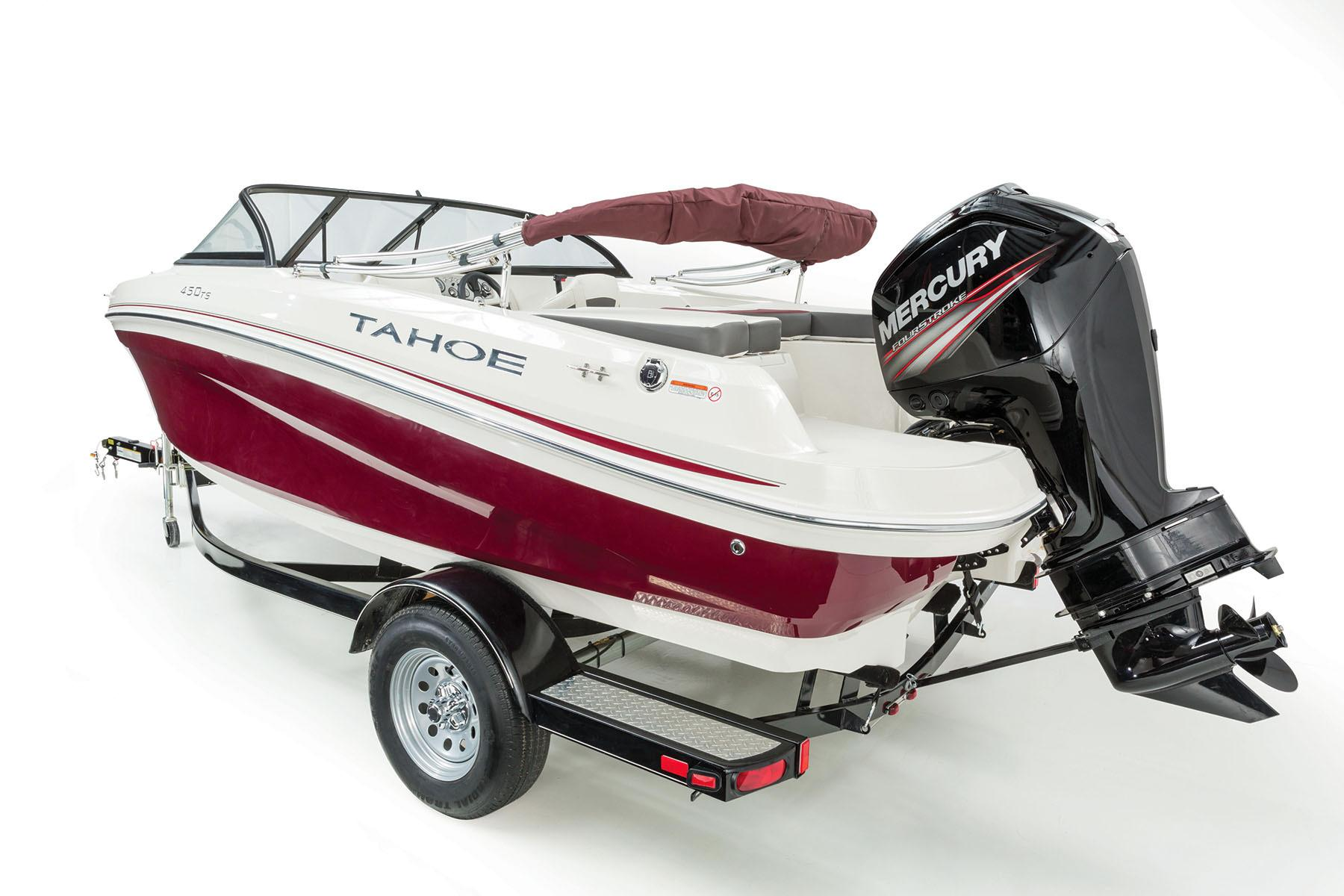 2016 Tahoe 450 TS in Naples, Maine