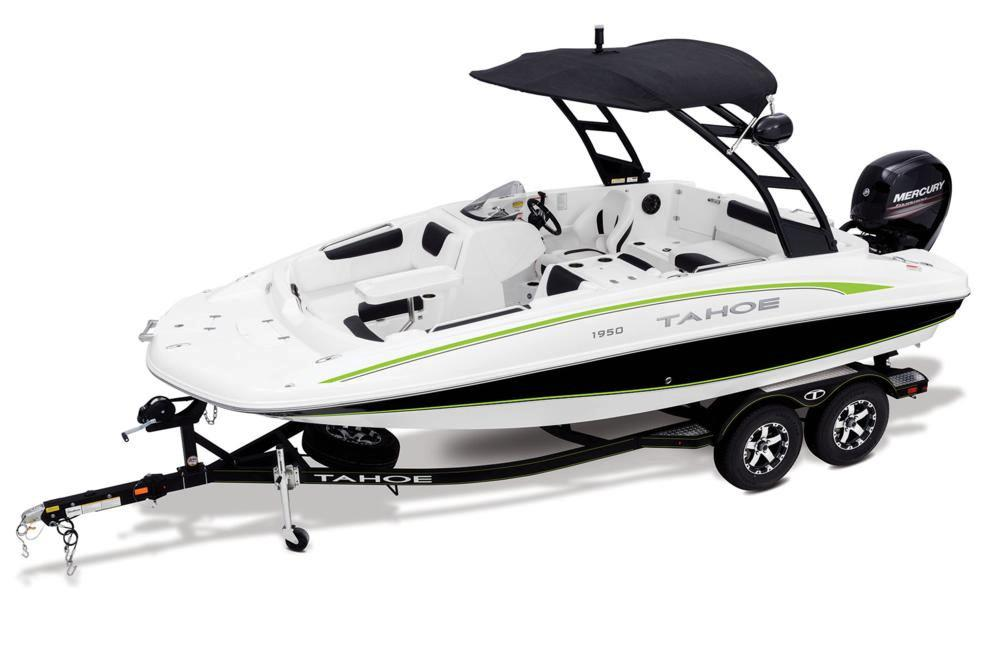 New 2018 Tahoe 1950 Power Boats Outboard in Gaylord, MI