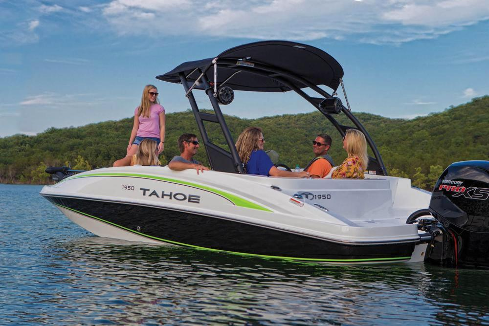 New 2021 Tahoe 1950 Power Boats Outboard in Rapid City, SD   Stock Number: