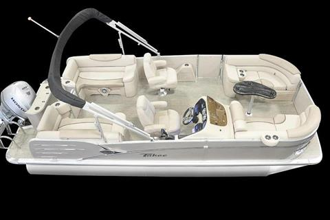 2017 Tahoe Pontoon Cascade Quad Lounger - 27' in Osage Beach, Missouri