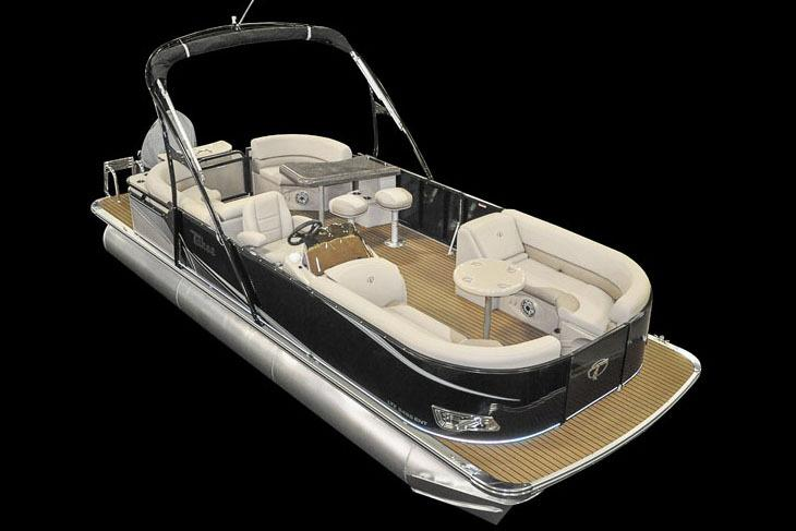 2017 Tahoe Pontoon LTZ Entertainer - 24' in Osage Beach, Missouri
