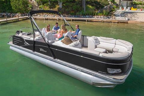 2018 Tahoe Pontoon Cascade Entertainer - 27' in Osage Beach, Missouri