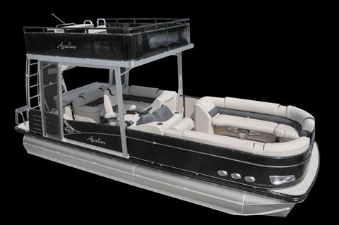 2018 Tahoe Pontoon Cascade Platinum Cruise Funship - 27' in Osage Beach, Missouri