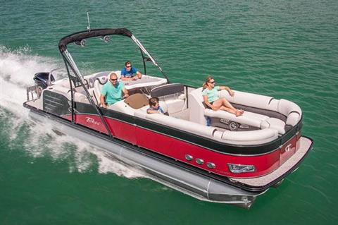 2018 Tahoe Pontoon Cascade Platinum Entertainer - 25' in Osage Beach, Missouri