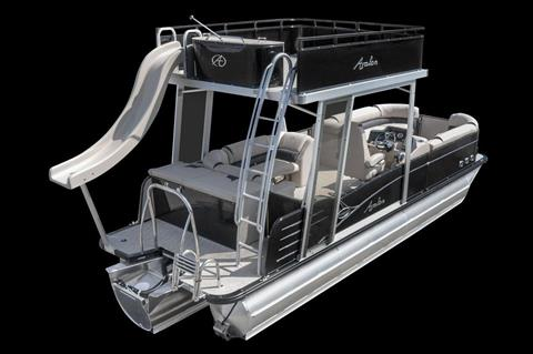 2018 Tahoe Pontoon Cascade Platinum Funship Entertainer - 25' in Osage Beach, Missouri
