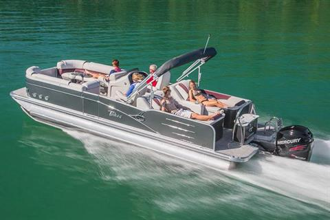2018 Tahoe Pontoon Cascade Platinum Rear Lounge - 25' in Osage Beach, Missouri