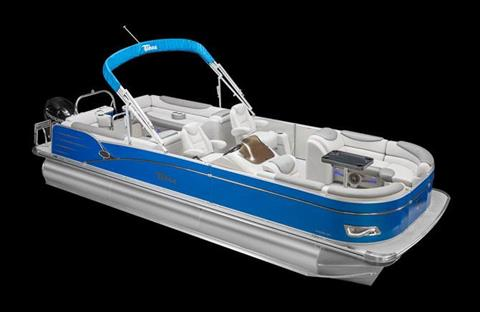 2018 Tahoe Pontoon Cascade Quad Lounge - 23' in Osage Beach, Missouri