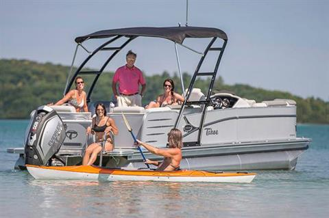 2018 Tahoe Pontoon Cascade Quad Lounge - 25' in Osage Beach, Missouri