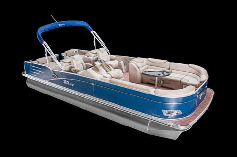 2018 Tahoe Pontoon Cascade Rear Lounge - 25' in Osage Beach, Missouri