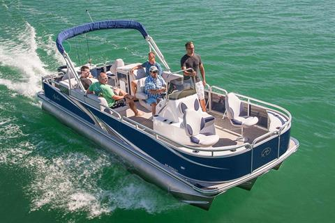 2018 Tahoe Pontoon GT CC Fish - 23' in Osage Beach, Missouri