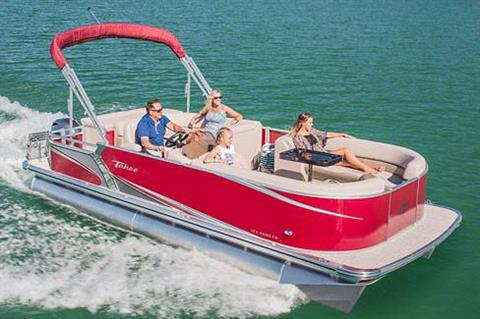 2018 Tahoe Pontoon LTZ Cruise - 24' in Osage Beach, Missouri