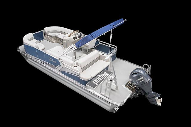 2018 Tahoe Pontoon LTZ Cruise Rear Bench - 24' in Osage Beach, Missouri