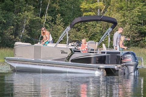 2018 Tahoe Pontoon LTZ Quad Fish - 20' in Osage Beach, Missouri