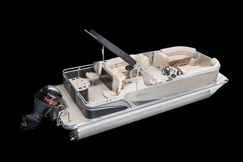 2018 Tahoe Pontoon LTZ Quad Fish - 22' in Osage Beach, Missouri