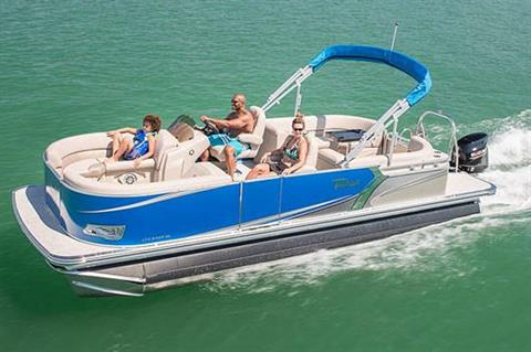 2018 Tahoe Pontoon LTZ Quad Lounge - 22' in Osage Beach, Missouri
